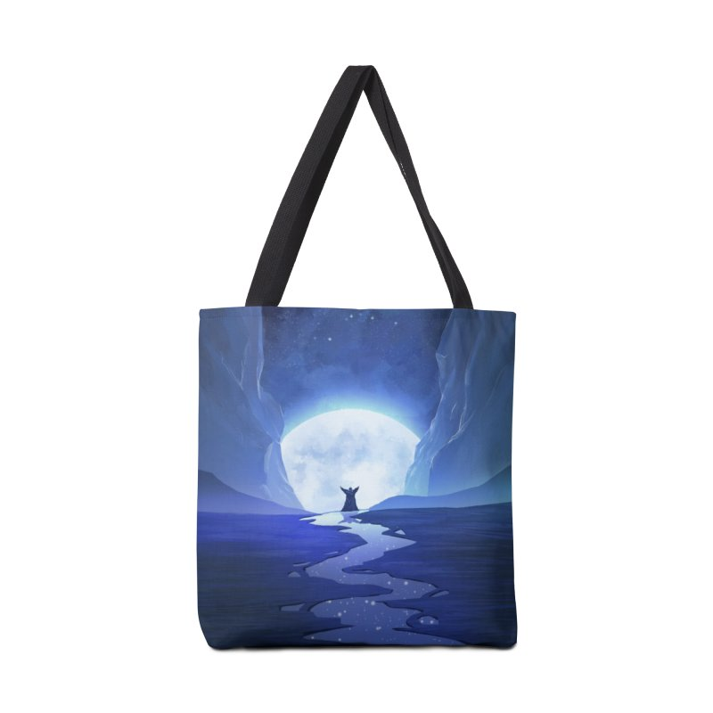 Praying to the old gods. Accessories Tote Bag Bag by Igzell's Artist Shop
