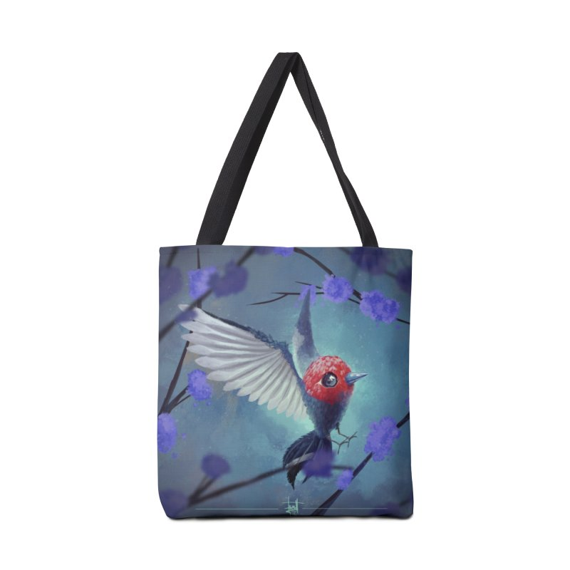 Fletchling Accessories Tote Bag Bag by Igzell's Artist Shop