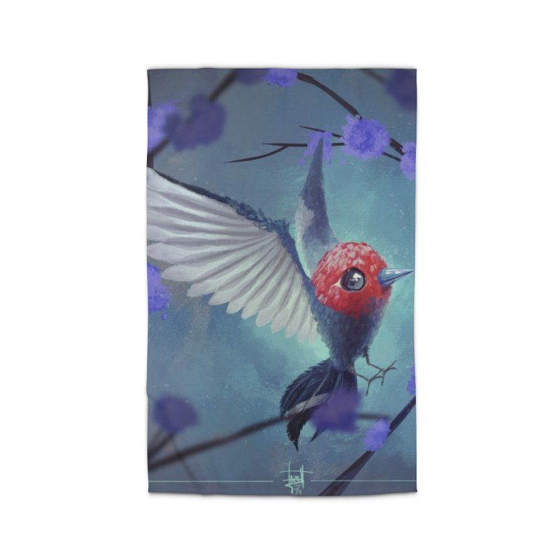Fletchling Home Rug by Igzell's Artist Shop