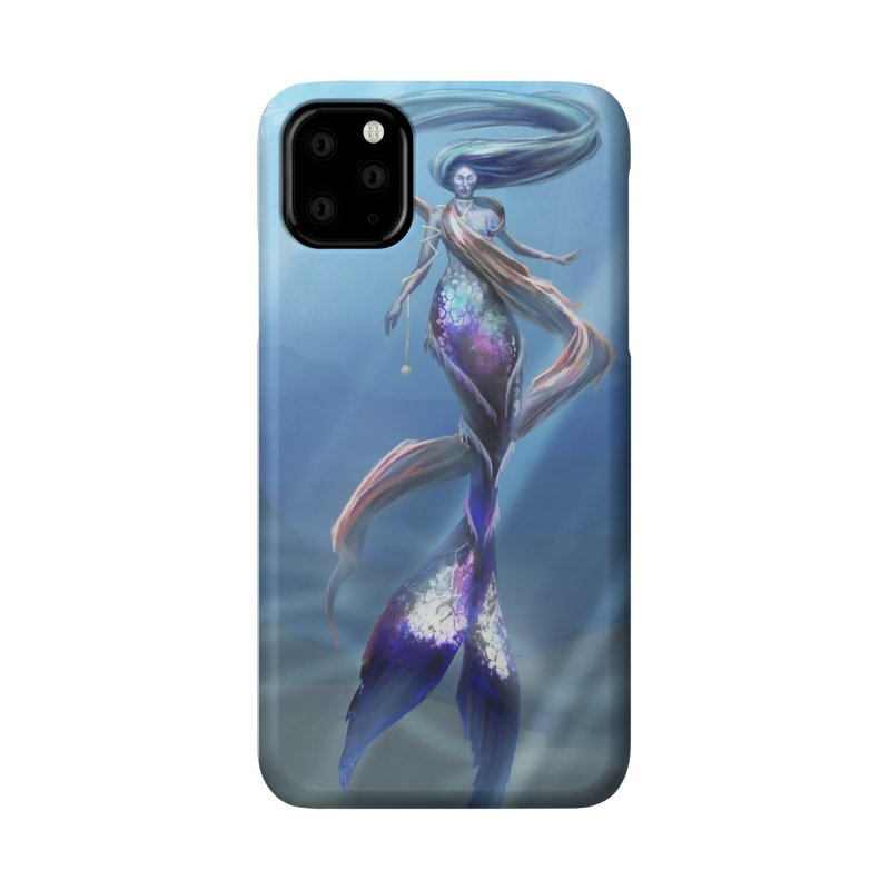 Mermay Accessories Phone Case by Igzell's Artist Shop