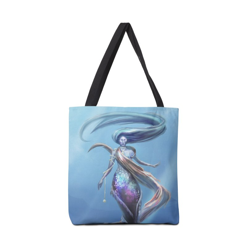 Mermay Accessories Tote Bag Bag by Igzell's Artist Shop