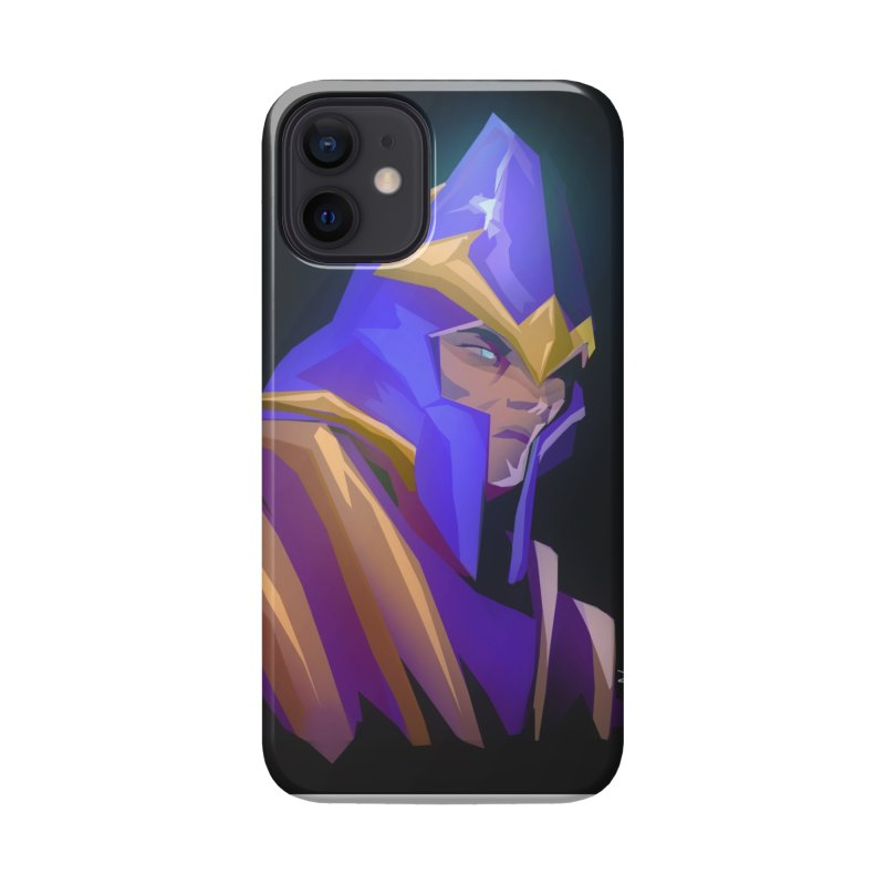 Silencer Accessories Phone Case by Igzell's Artist Shop