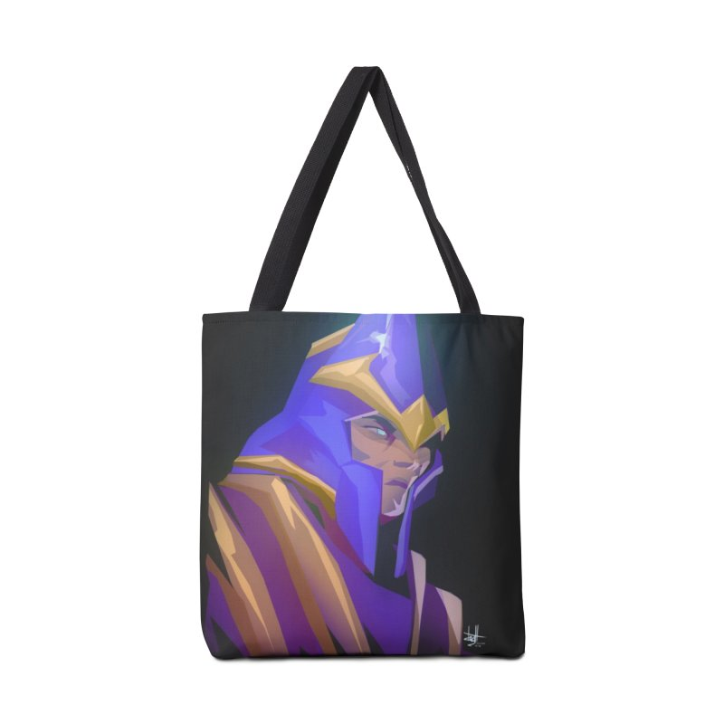 Silencer Accessories Tote Bag Bag by Igzell's Artist Shop