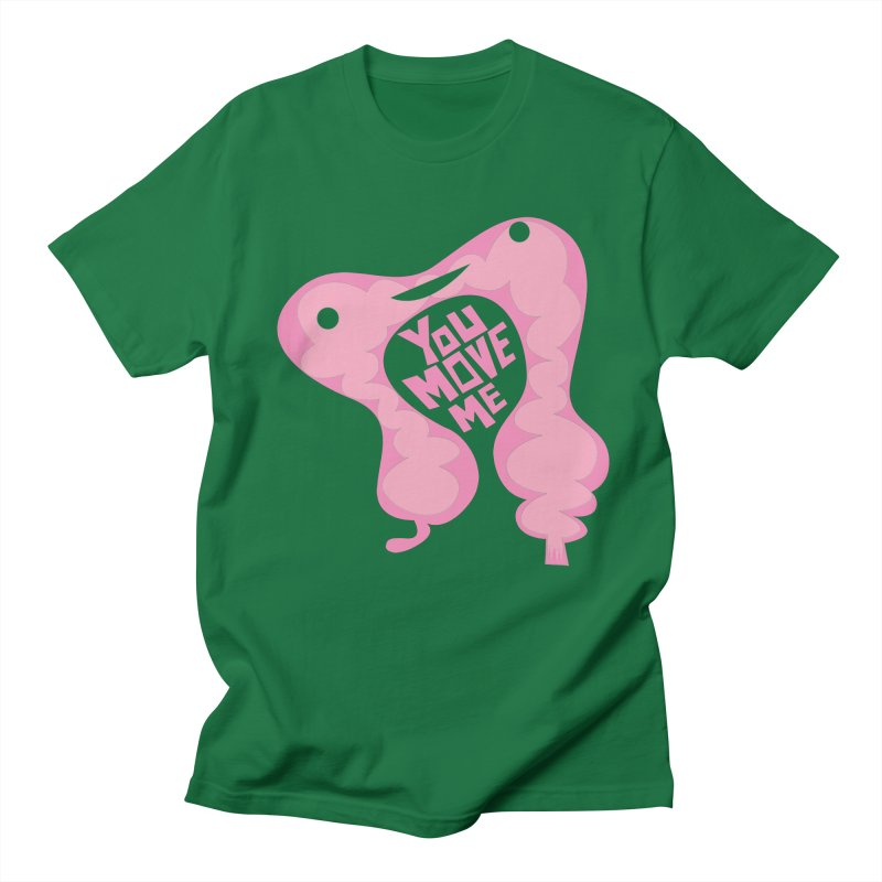 Colon - You Move Me Men's T-Shirt by I Heart Guts
