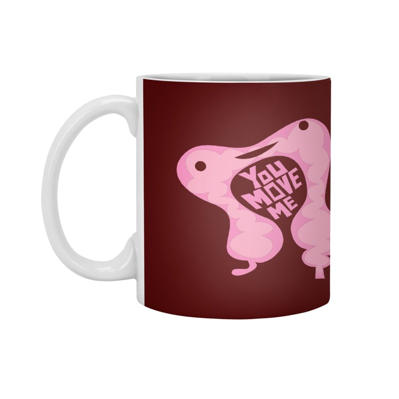 Colon - You Move Me Accessories Mug by I Heart Guts