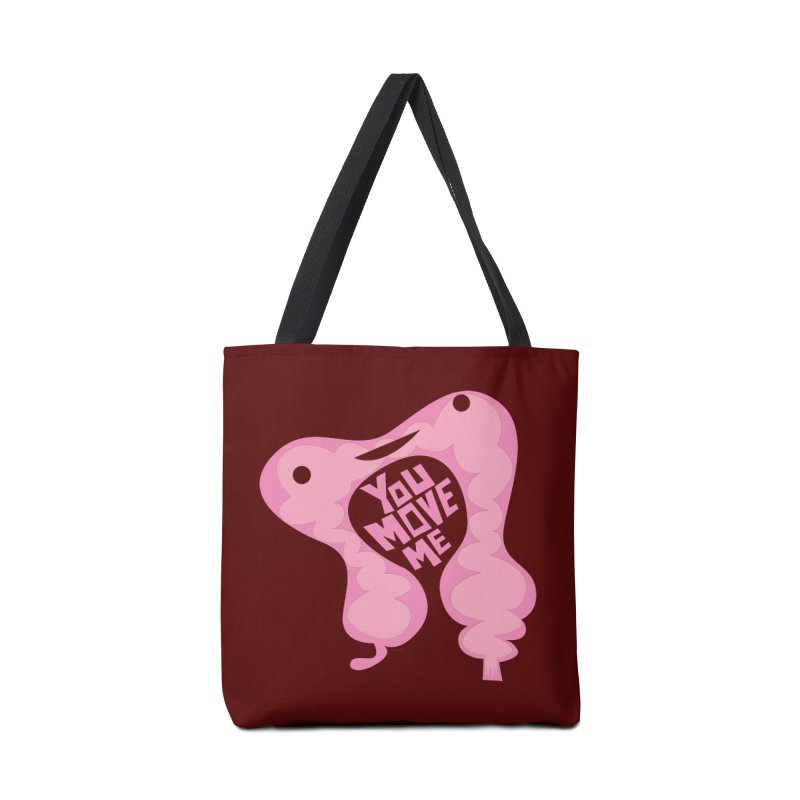 Colon - You Move Me Accessories Bag by I Heart Guts