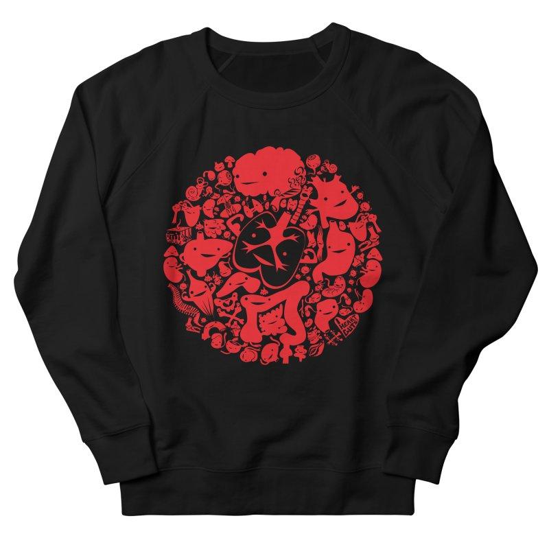 Circle of Guts Men's Sweatshirt by I Heart Guts
