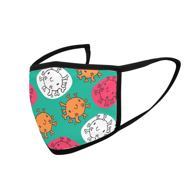Everything's Coming Up COVID Accessories Face Mask by I Heart Guts