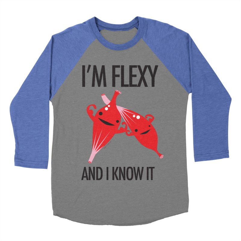 Muscle - I'm Flexy and I Know It   by I Heart Guts