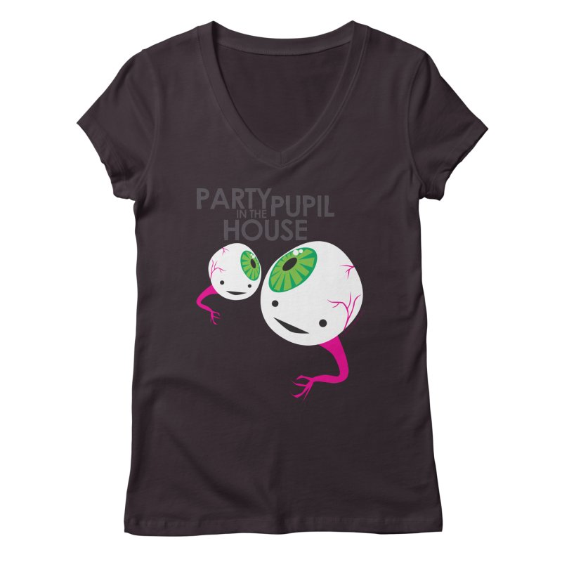 Eyeball - Party Pupil in the House   by I Heart Guts