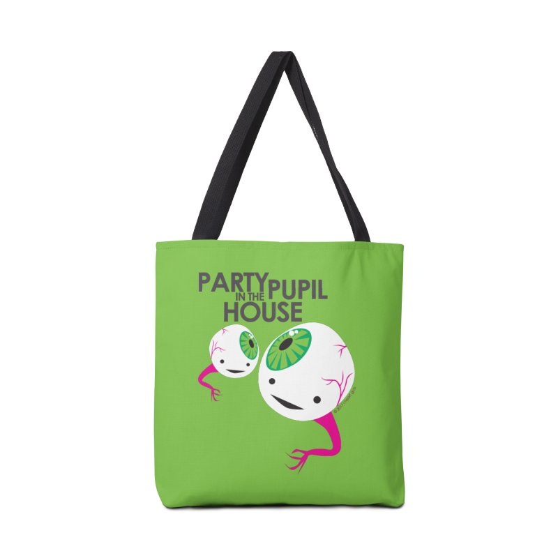 Eyeball - Party Pupil in the House Accessories Bag by I Heart Guts