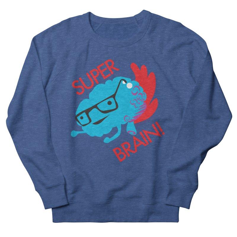Super Brain! Women's Sweatshirt by I Heart Guts