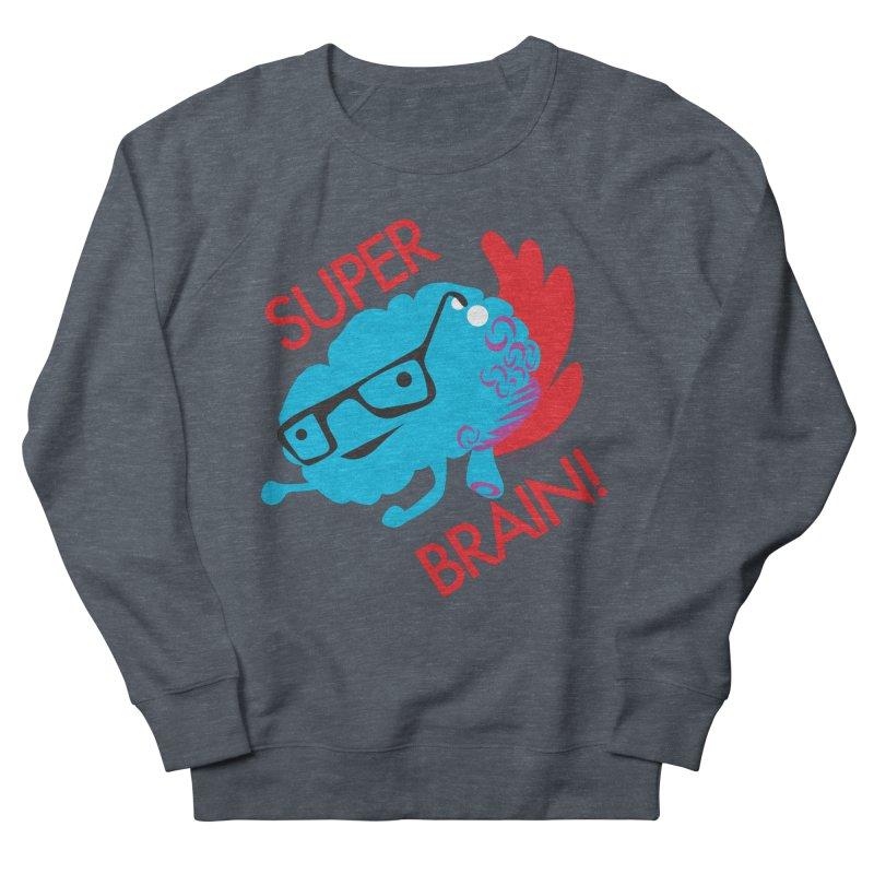 Super Brain! Men's Sweatshirt by I Heart Guts