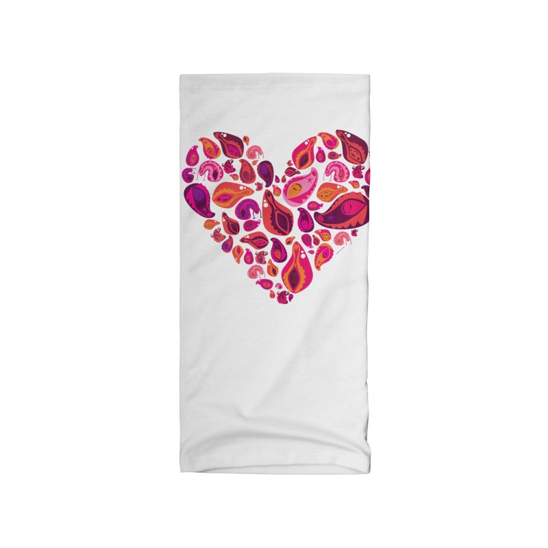 Vadges of Many Colors Accessories Neck Gaiter by I Heart Guts