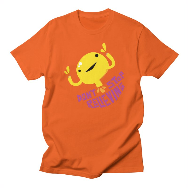 Bladder - Don't Stop Relieving Men's T-Shirt by I Heart Guts