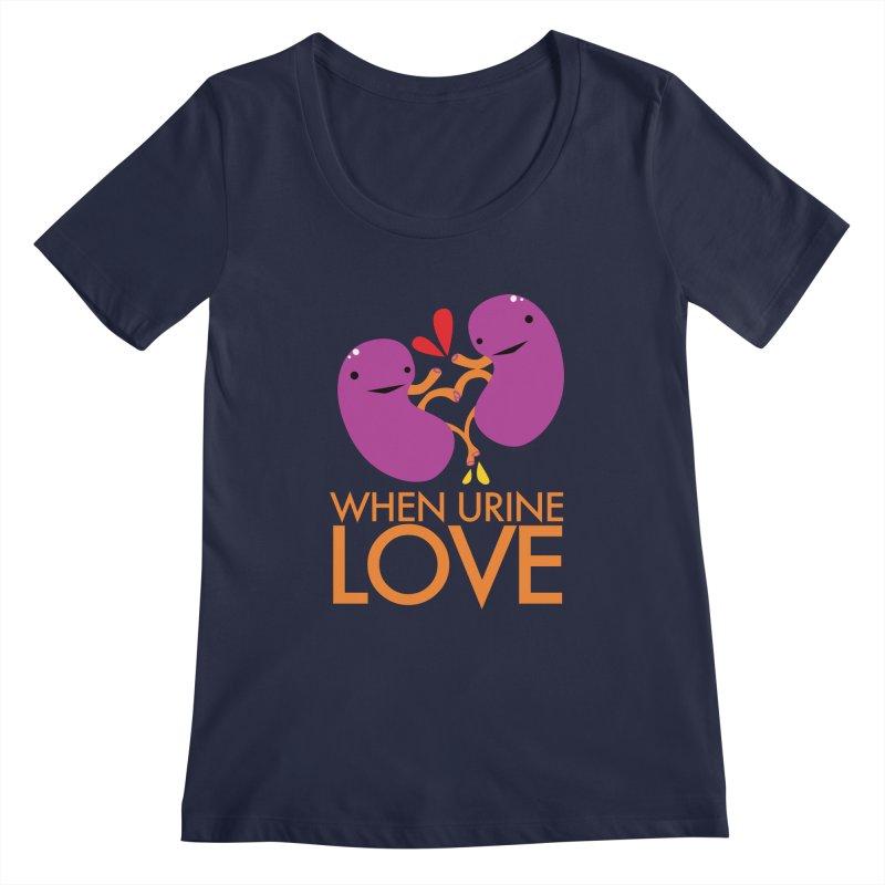 Kidney - When Urine Love   by I Heart Guts