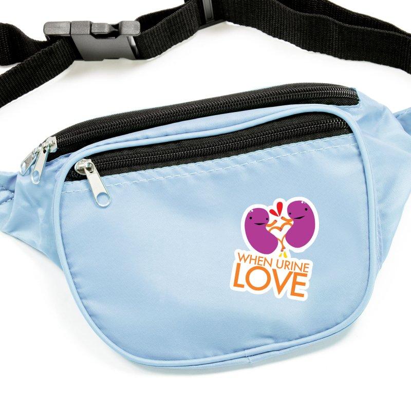 Kidney - When Urine Love Accessories Sticker by I Heart Guts