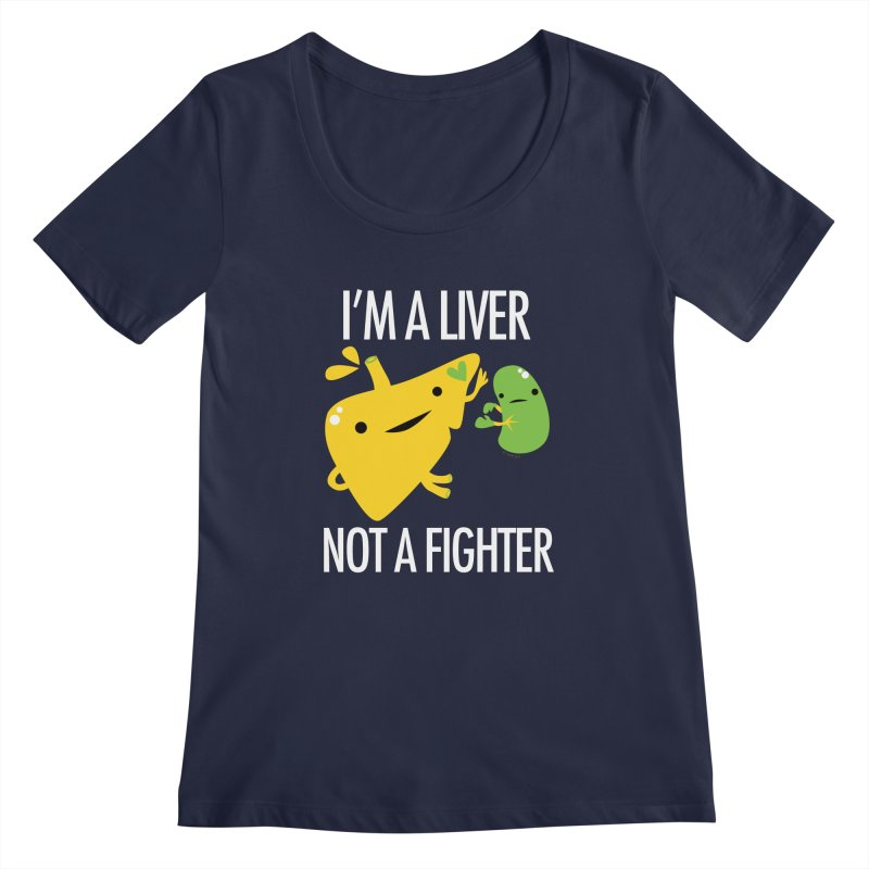 I'm a Liver Not a Fighter   by I Heart Guts