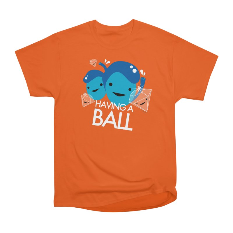 Testicle - Having A Ball Men's T-Shirt by I Heart Guts