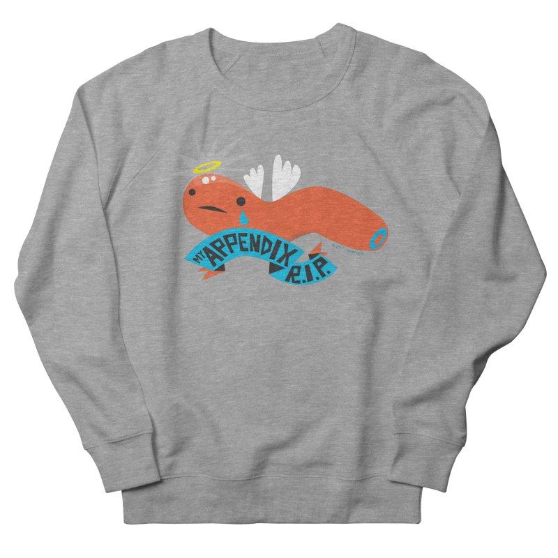 Appendix Rest in Peace Women's Sweatshirt by I Heart Guts