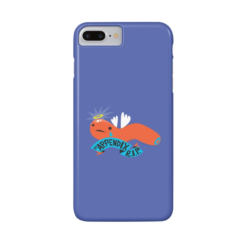 Appendix Rest in Peace Accessories Phone Case by I Heart Guts