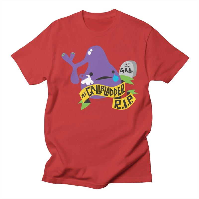 Gallbladder Rest In Peace Women's Unisex T-Shirt by I Heart Guts