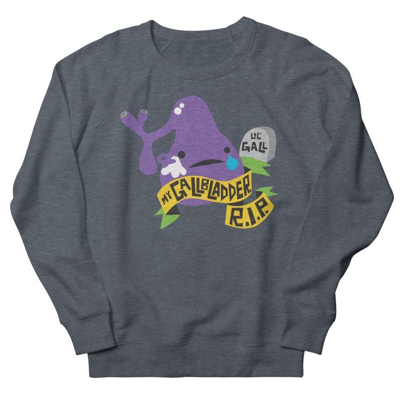 Gallbladder Rest In Peace Men's Sweatshirt by I Heart Guts