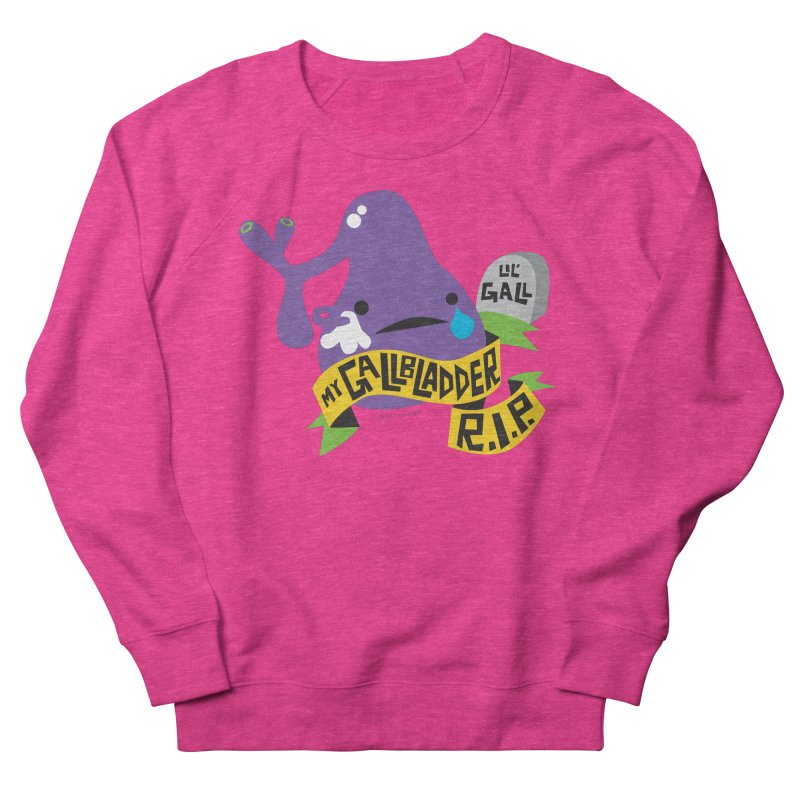 Gallbladder Rest In Peace Men's Sweatshirt by I Heart Guts