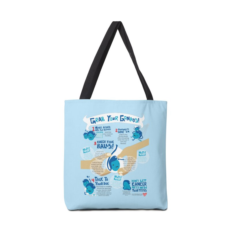 Grab Your Gonads Accessories Bag by I Heart Guts