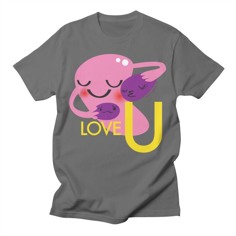 Love U Men's T-Shirt by I Heart Guts