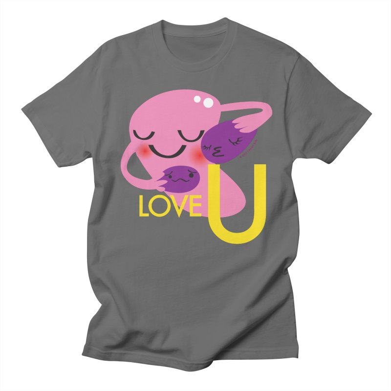 Love U Men's T-Shirt by I Heart Guts