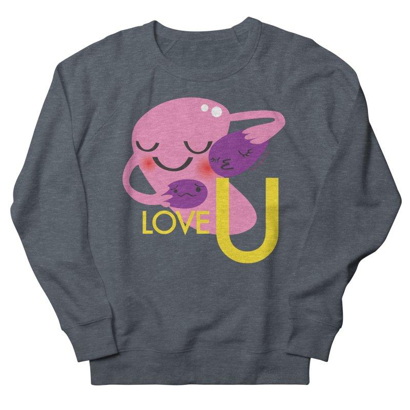 Love U Men's Sweatshirt by I Heart Guts