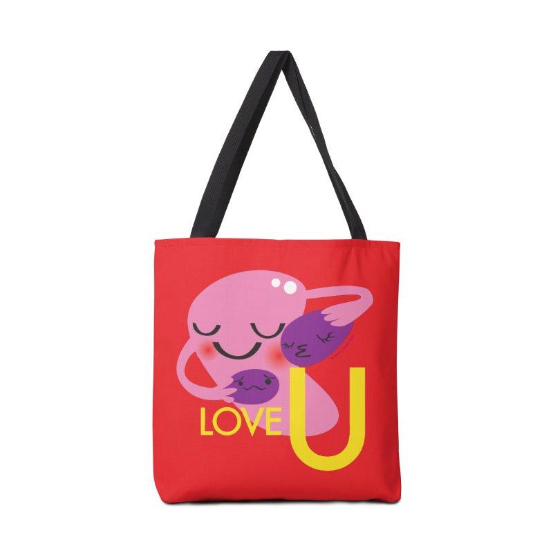 Love U Accessories Bag by I Heart Guts