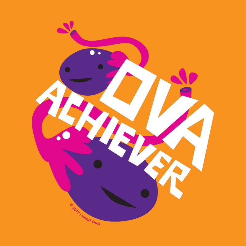 Ova Achiever - Ovary Accessories Bag by I Heart Guts