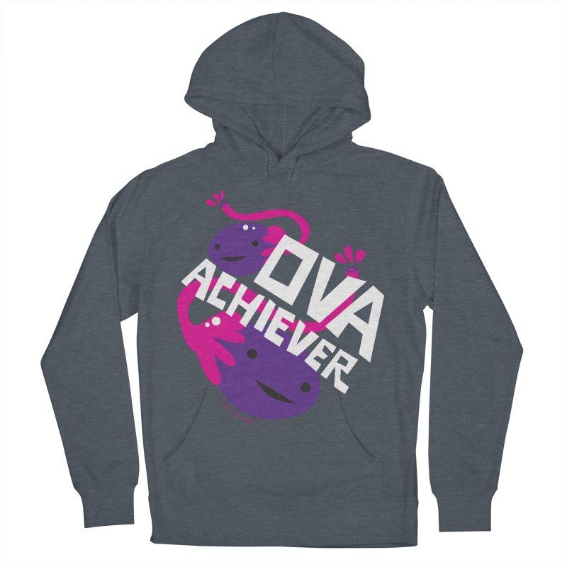 Ova Achiever - Ovary Men's Pullover Hoody by I Heart Guts