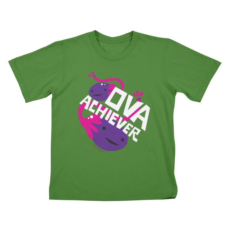 Ova Achiever - Ovary Kids T-Shirt by I Heart Guts