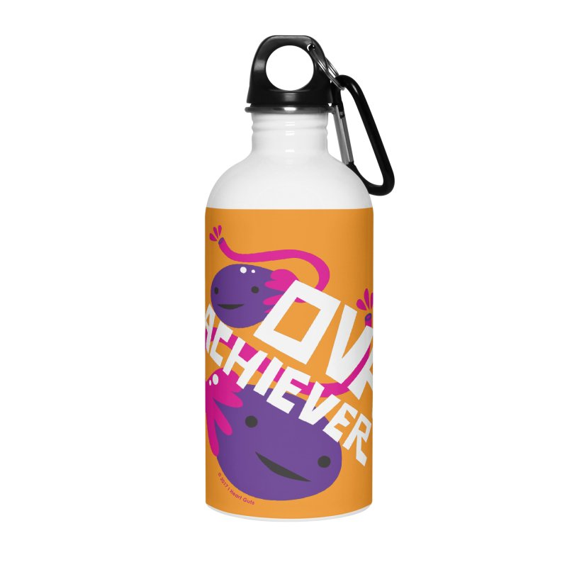Ova Achiever - Ovary Accessories Water Bottle by I Heart Guts