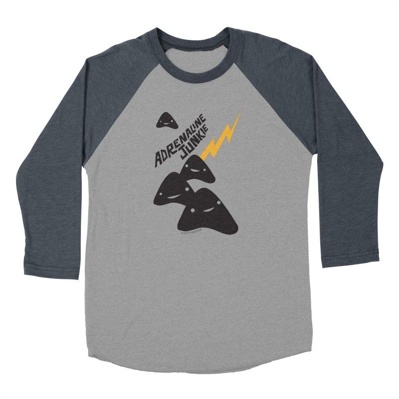 Adrenaline Junkie - Adrenal Glands Women's Longsleeve T-Shirt by I Heart Guts