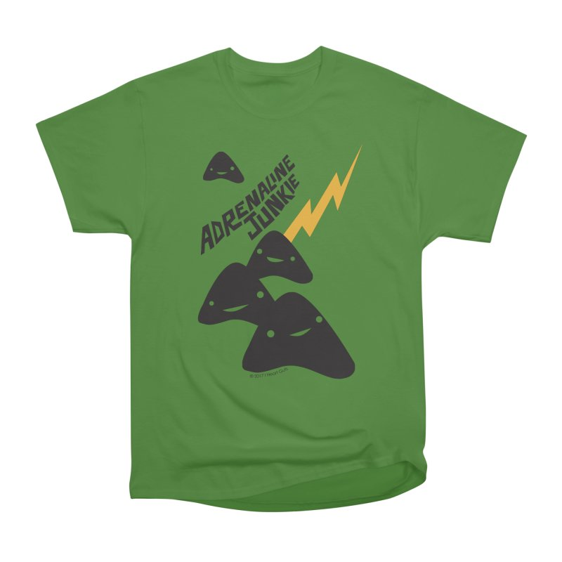 Adrenaline Junkie - Adrenal Glands Men's Classic T-Shirt by I Heart Guts