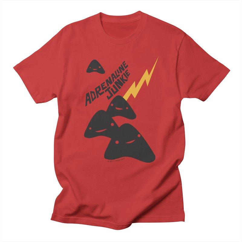 Adrenaline Junkie - Adrenal Glands Women's Unisex T-Shirt by I Heart Guts