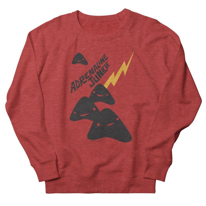 Adrenaline Junkie - Adrenal Glands Women's Sweatshirt by I Heart Guts