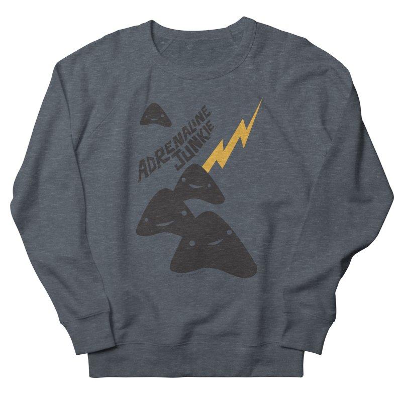 Adrenaline Junkie - Adrenal Glands Men's Sweatshirt by I Heart Guts