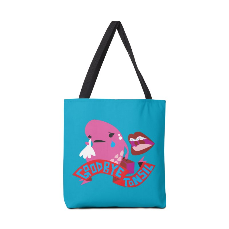 Tonsil Goodbye Accessories Bag by I Heart Guts