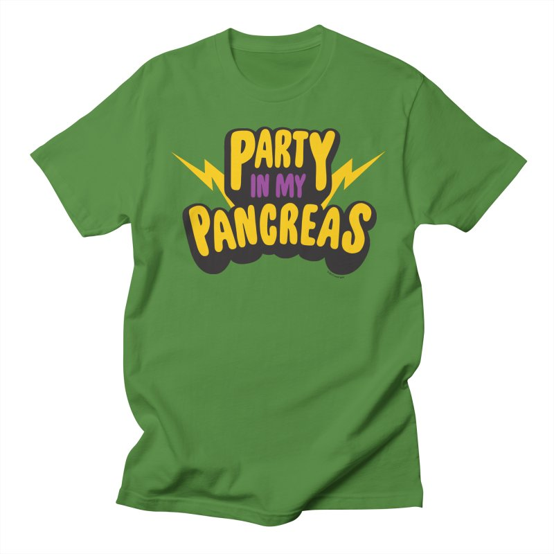 Party in My Pancreas Women's Unisex T-Shirt by I Heart Guts