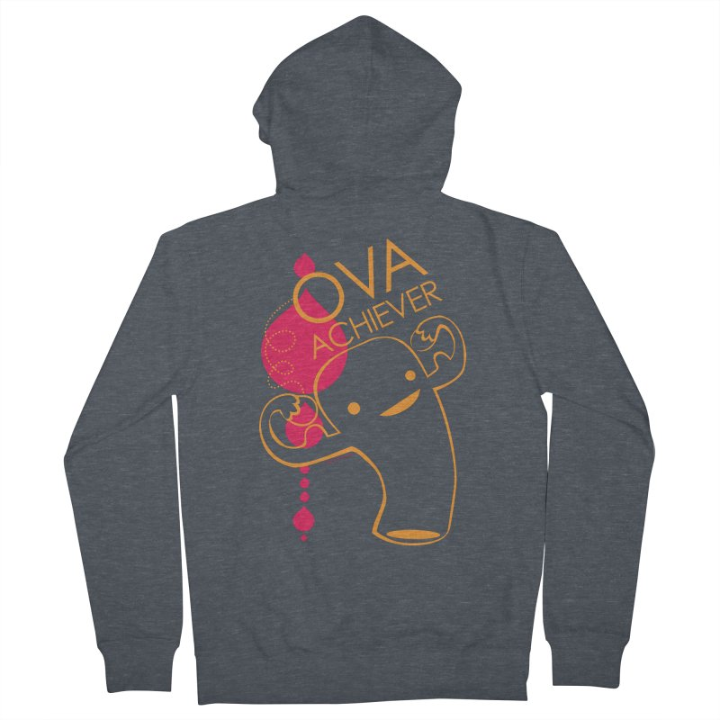 Ova Achiever Women's Zip-Up Hoody by I Heart Guts