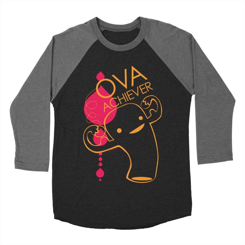 Ova Achiever Women's Baseball Triblend T-Shirt by I Heart Guts