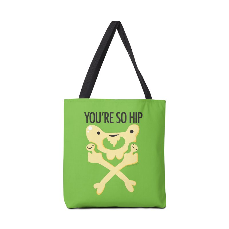 Pelvis - You're So Hip Accessories Bag by I Heart Guts