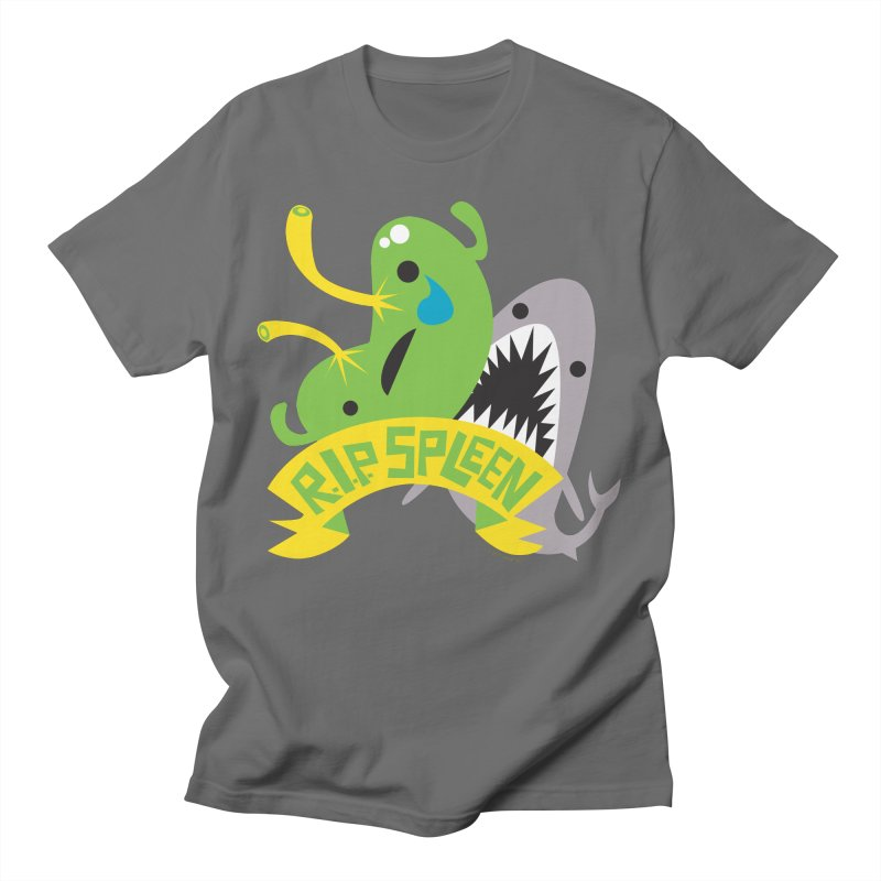 Spleen - Rest in Peace - Splenectomy Men's T-Shirt by I Heart Guts