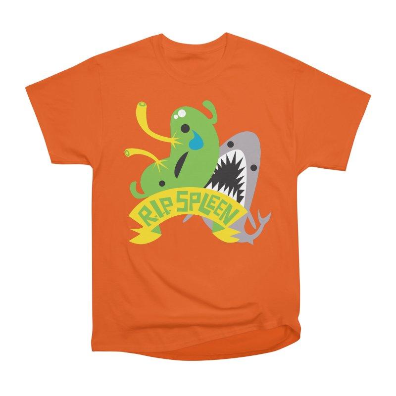 Spleen - Rest in Peace - Splenectomy Men's Classic T-Shirt by I Heart Guts
