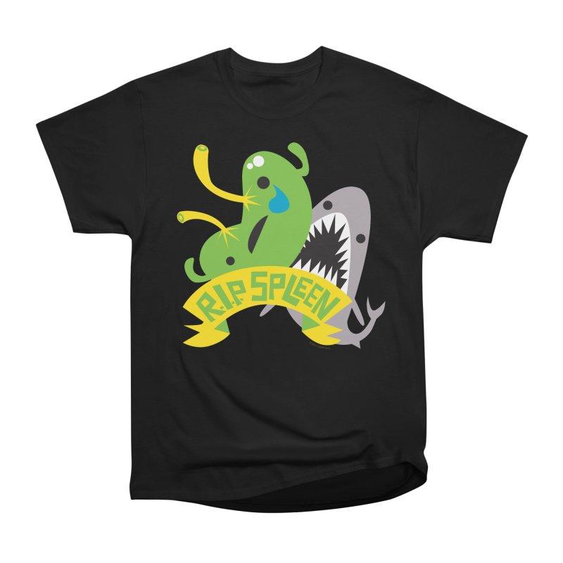 Spleen - Rest in Peace - Splenectomy Men's Heavyweight T-Shirt by I Heart Guts